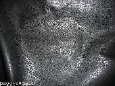 "Кожа, шкуры Leather 20""x20"" Soft Black"