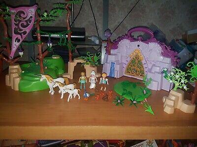 Playmobil Fairy Bundle.