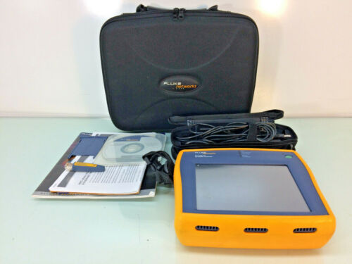 Fluke Networks EtherScope Network Assistant WireView Wire Mapper