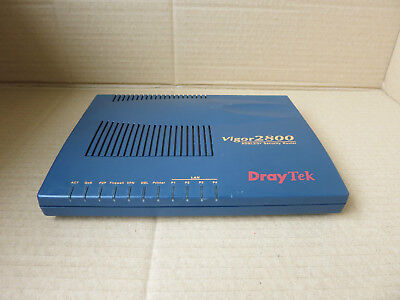 Adsl Security Router (Draytek Vigor2800V ADSL/2+ VoiP Router 2S Broadband Security Router)