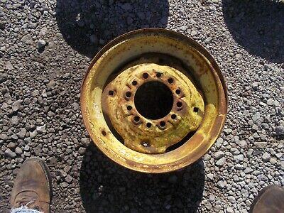 John Deere Ih Jd Farmall Allis Massey Ford Tractor Front 15 X 5 6 Bolt Rim