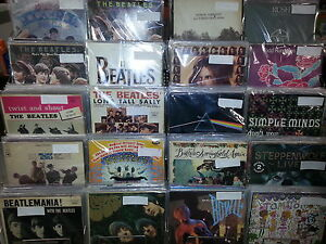 Beatles LPs and Rock/Jazz Record Collection for Sale