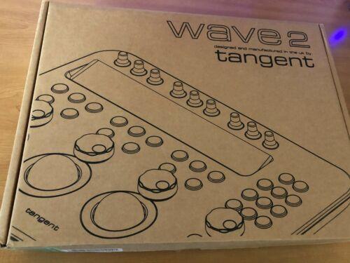 Tangent Wave2 Panel Control Surface / Adobe Premiere Pro / DaVinci Resolve