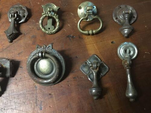 Antique Drawer Pulls,Victorian,Art Deco,Art Nouveau,Edwardian 100% Original Cond