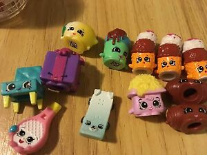 Shopkins Season 4, 5, FF, and 6 swap trade Woodside Adelaide Hills Preview