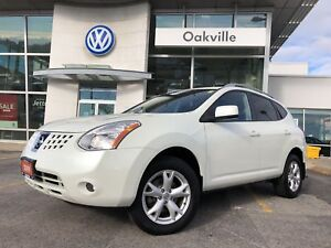 2009 Nissan Rogue SL FWD CVT - LOW KMS! LOW PRICE!