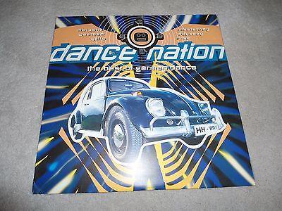 Various - Dance Nation The Best Of German Dance 2 X LP 1994 HOUSE TECHNO (Best German House Music)
