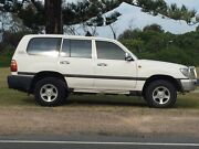 2000 Toyota LandCruiser GXL 100 Series  Kingscliff Tweed Heads Area Preview