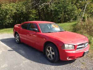 2008 Dodge Charger AWD