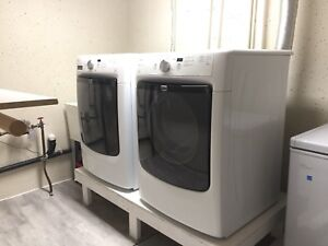 Washer and Dryer Set - Maytag