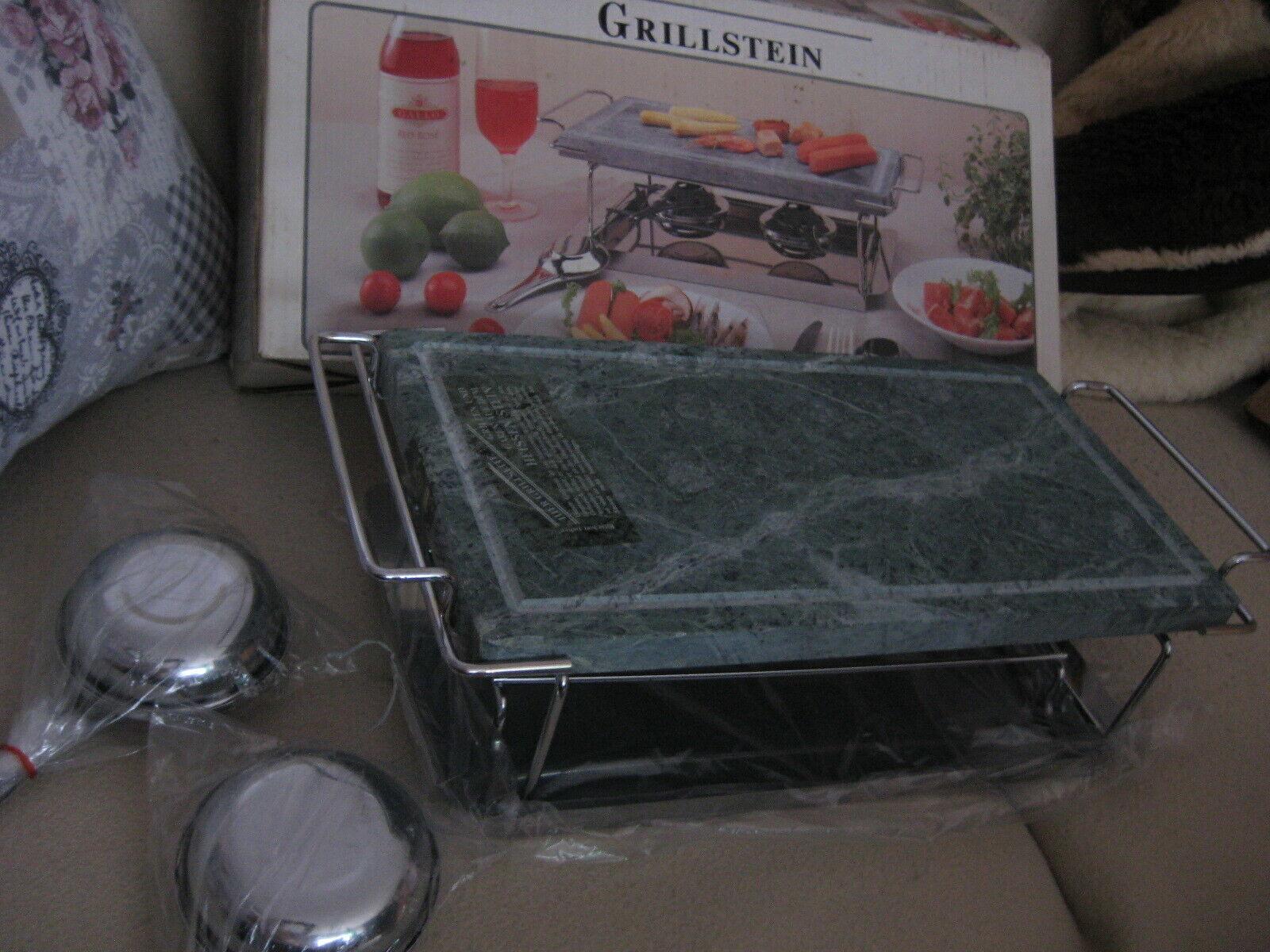 Heißer Stein Grillstein neu im Karton