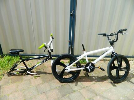 "BMX BIKES X2 20"" TUFFS PROJECT WILL SWAP!!! GYROS STUNTS Melton South Melton Area Preview"