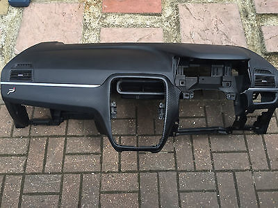 FIAT GRANDE PUNTO SPORTING MINT CON CROSS CARBON FIBRE DASH FITS ALL 35 DR CARS