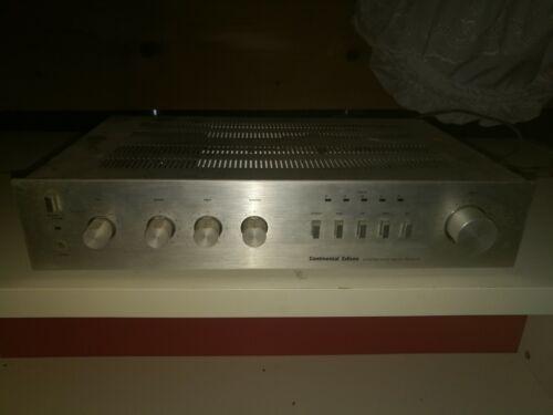 Preampli ampli stereo - continental edison pa9206