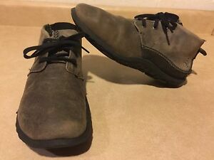 Men's Cushe Slipper Chukka Leather Shoes Size 9