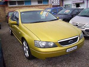 2002 FORD FAIRMONT GHIA V8 Woodbine Campbelltown Area Preview