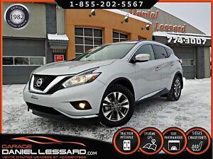 Nissan Murano SV, AWD, TOIT PANO, GPS, MAG 18 P, HAYON MÉCANIQUE
