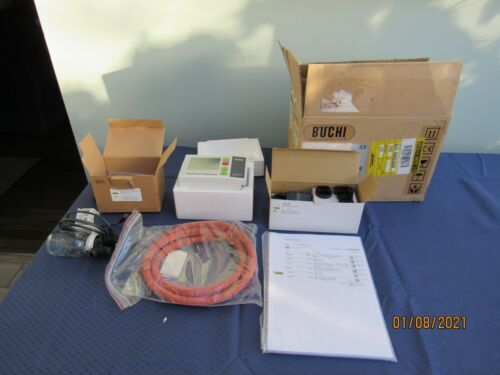 Buchi Interface I-100 **NEW**  WITH ALL ACCESSORIES SHOWN. GUARANTEED  2 avail.