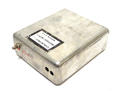 Wavetek Fm Reference Module M29-1 For Wavetek 3003 Signal Generator