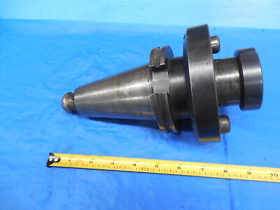 Carboloy Cat 50 2 Pilot 34 Keys Face Mill Tool Holder Cv50-sm2.40-2000 Cnc