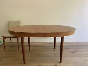Mid century Parker era Chiswell Extendable Dining Table Original