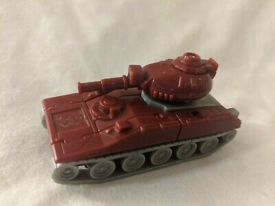 Vintage 1984 Takara Japan G1 Transformers Minibot Tank WARPATH Figure