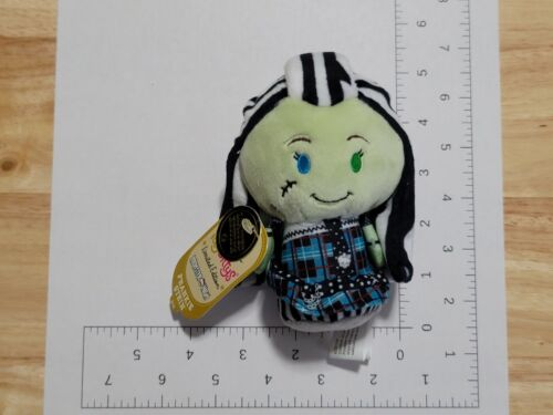 2016 Hallmark Itty Bittys Monster High Frankie Stein Limited Edition Plush NWT