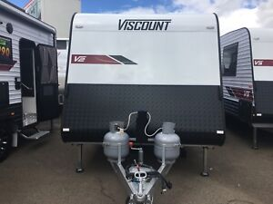* * * Brand NEW * * * 19'6 V2 Viscount Caravan with Ensuite North St Marys Penrith Area Preview