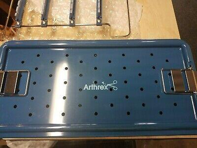 Arthrex Instrumentation Setsterilization Tray