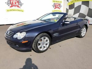 2003 Mercedes-Benz SL-Class 5.0L, Navigation, Leather, Convertib