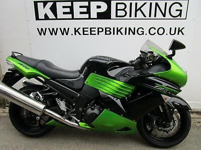 2012 Kawasaki ZZR1400 DBF ABS,1 OWNER BIKE,11,557 MILES ONLY,HISTORY