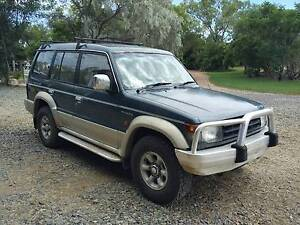 1992 Mitsubishi Pajero Wagon - Ready for BACKPACKING Australia! Julia Creek Central West Area Preview