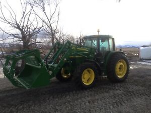 Rare find! John Deere 6310 LOADED ~4000hrs!~