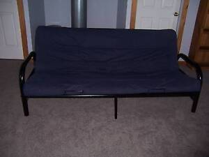 Futon couch and Bed Elphinstone Mount Alexander Area Preview