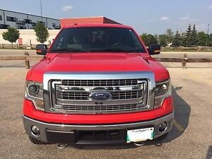 2014 F-150 6.5' box with max tow package