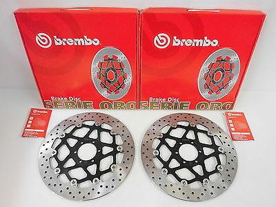 Brembo Bremsscheiben Bremse vorne komplett Aprilia RSV 1000 Mille, R, SP, RSV4