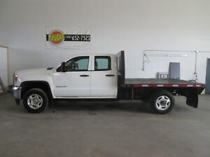 2015 GMC Sierra 3500HD Base Double Cab Long Box 4WD