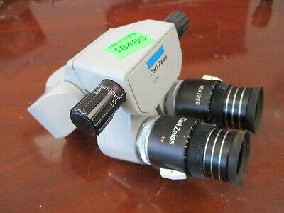 Zeiss Opmi Surgical Microscope 0-180 Binocular F170 10x22b