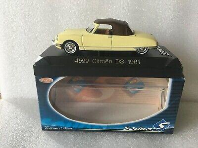SOLIDO 4599 Citroën DS 1961 1/43