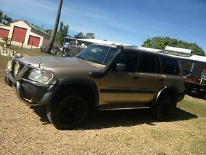 98  GU Nissan Patrol Cooloola Cove Gympie Area Preview
