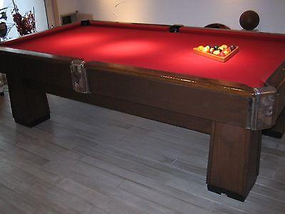 Brunswick pool table(local pick up only in Dallas Tx) for sale  Dallas