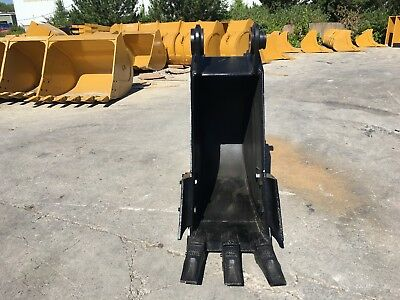 New 18 Heavy Duty Excavator Bucket For A Case Cx130 W Coupler Pins