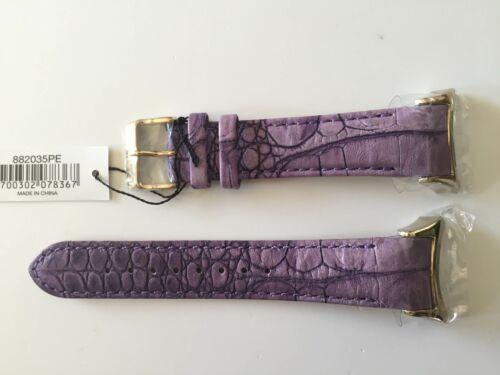 Original Pandora Imagine Grand/C Watch Lederband Leder Strap 882035PE Neu