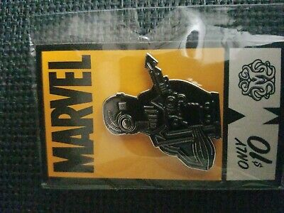 Spider-Man Noir Into The Spider-Verse Mondo Enamel Lapel Pin Matt Taylor Marvel