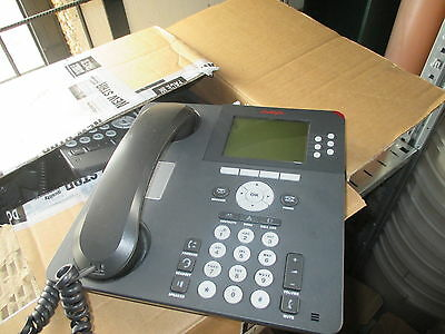Avaya one-x 1608-I VOIP IP telephone Network  Black - 700458532