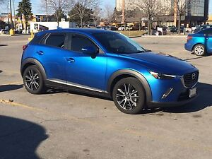 Finance takeover: 2016 Mazda CX-3 GT