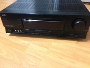 JVC Receiver Model # RX-5060 AUDIO / VIDIO CONTROL RECEIVER