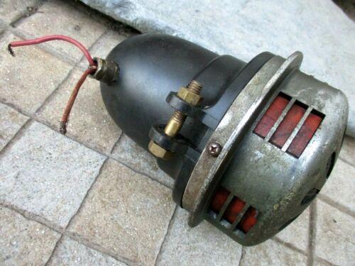 Vintage Fire Truck Siren Brevettata Firetruck Alarm 12 V Rescue Horn Great Sound