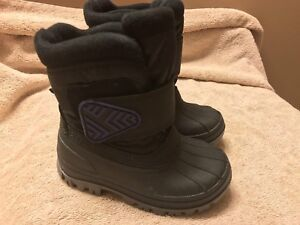 Cougar toddler winter boots size 7
