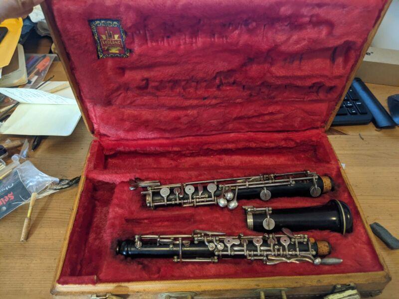 Leblanc paris oboe